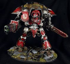 Imperial Knight painted by Myles