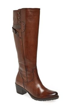 Clarks® Originals Clarks® 'Maymie Stellar' Knee High Boot (Women) available at #Nordstrom