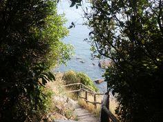 Summer in Italy:Liguria - Moneglia