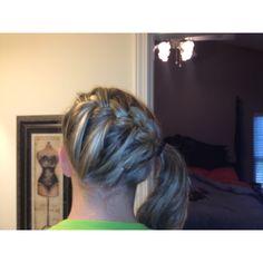 Side braid Shelby