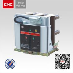 ZN63A-12 VS1 VCB Vacuum Circuit Breaker