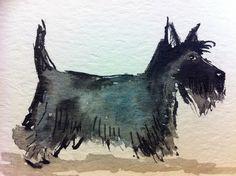 Scottie by Archy the Scottie Dog, via Flickr