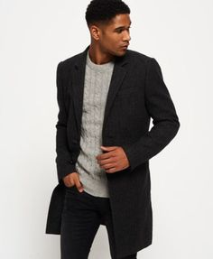 Camden Übermantel Superdry Sale #superdry #fashion #men #coat #mantel #style #foccz