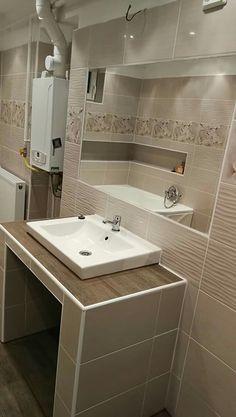 Toilet Design, Small Bathroom, Sink, Bathtub, House, Home Decor, Bathrooms, Shower Bathroom, Showers