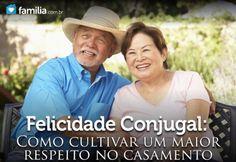 Familia.com.br | Felicidade conjugal: 5 dicas sobre como cultivar um maior respeito no casamento.