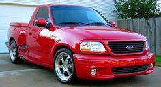 2000 Ford Lightning, My Favorite Trucks! Svt Lightning, Ride The Lightning, Ford Svt, 2004 Ford Mustang, Chevy Pickup Trucks, Ford Pickup Trucks, Chevrolet Ss, Chevrolet Silverado, Ford Lighting