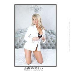 Office attire? #boudoir #boudoiryou #boudoirphotography