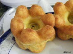 Szánter blogja.: Így sütök rózsafánkot. Snack Recipes, Snacks, Ale, Muffin, Chips, Bread, Breakfast, Type 3, Food