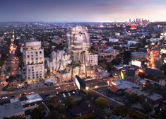 Frank Gehry's Sunset Strip development approved