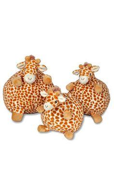 Giraffe Pouf