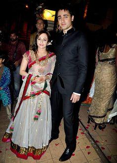 Bollywood, Tollywood & Más: Imran Khan & Avantika Malik Wedding