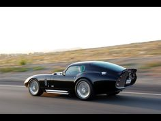 Daytona cobra replica | Image Gallery: 2009 SuPerformance Cobra Daytona Coupe