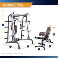 20 Idees De Dexter Appareil Musculation Musculation Smith Machine