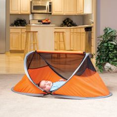 Kidco's PeaPods!! Can't wait to get some of these for the boys and go camping. Tents within a tent. Love it!