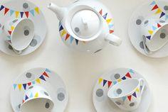 tea set by nina