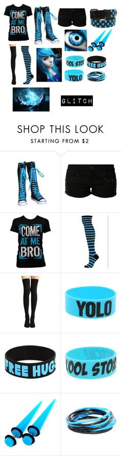 """creepypasta (oc)"" by doodlebob3 ❤ liked on Polyvore featuring even&odd"