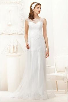Criss Cross Wedding Dresses