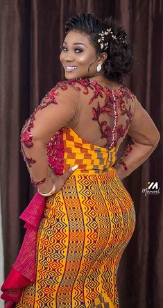 African styles for engagement at Diyanu African Dresses For Kids, Latest African Fashion Dresses, African Dresses For Women, African Print Fashion, African Traditional Wedding Dress, African Fashion Traditional, African Wedding Attire, African Attire, Lace Gown Styles