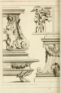 Livre de fragments d'architectures, recüeilis e...