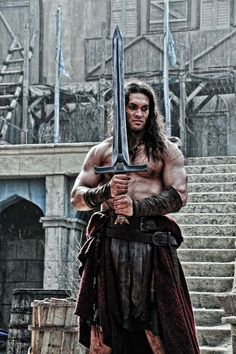 "Conan The Barbarian Movie | Conan ""The Barbarian 3D' : still from the movie : Wallpapers Sify"