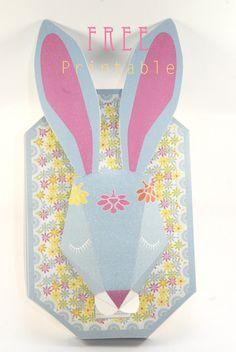Trofeu conill per imprimir