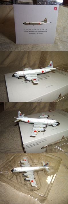 Other Military Aircraft Models 2587: Hogan 1 200 Japanese Maritime Jmsdf Lockheed P-3C Orion Diecast Model Airplane -> BUY IT NOW ONLY: $50 on eBay!