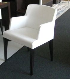 Made in Italy. Available in Canada through Selene Furniture. Italian Furniture, Contemporary Furniture, Furniture Ideas, Accent Chairs, Dining Chairs, Canada, Italy, Products, Home Decor