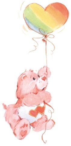 Care Bears: Love-a-Lot Bear