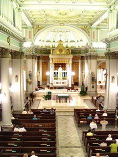 St Joseph Thibodaux, LA. I love this cathedral.