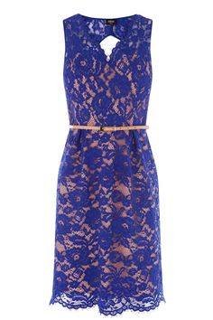 Dresses | Blues Rita Lace Dress | Oasis
