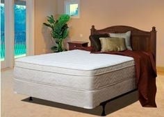 Memory Foam Mattress On Sale 13 in. Comfortable Firm California King Size with Box by Atlantic Beds. $2249.00. The Aniversary Memory Foam Bed is the preferred choice of most couples because it offers the best of both worlds, a comfortable firm feeling that's not too hard and not too soft.