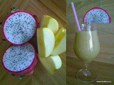 Skvělý je i zázvor. Smoothies, Fruit, Drinks, Food, Beverages, Essen, Smoothie, Drink, Beverage