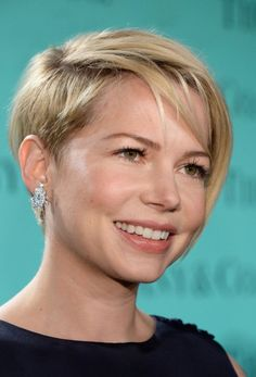 Michelle Williams in diamonds from the Tiffany & Co. 2013 Blue Book Collection; Photo by Getty Images for Tiffany & Co.