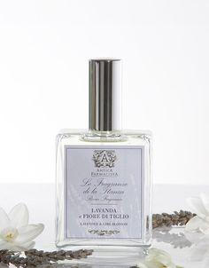 Lavender & Lime Blossom Antica Farmacista Room Spray  | Antica Farmacista