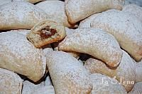 Tarta cu gem si nuci(de post) - LaLena.ro Biscuit, Dairy, Bread, Cheese, Cookies, Gem, Desserts, Food, Recipes