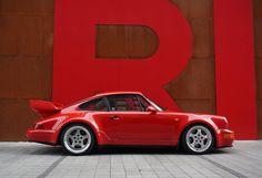 Porsche 911 RSR Plus