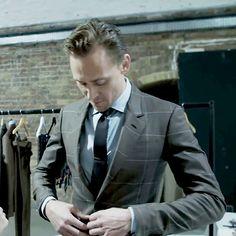 Tom for GQ