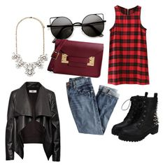 """""""Untitled #244"""" by pumpkin-hart ❤ liked on Polyvore featuring Forever 21, J.Crew, Sophie Hulme and HIDE"""