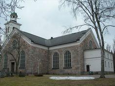 Orimattilan Kirkko - Orimattila, Finland - Lutheran Churches on Waymarking.com