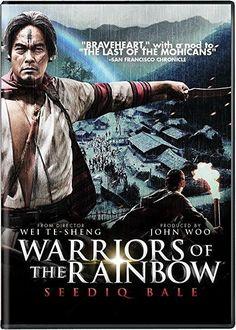 Lin Ching-Tai & Umin Boya & Te-Sheng Wei-Warriors of the Rainbow: Seediq Bale
