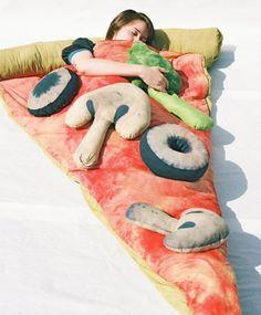 あの子はほんとに寝ても覚めてもピザのことばっかり...