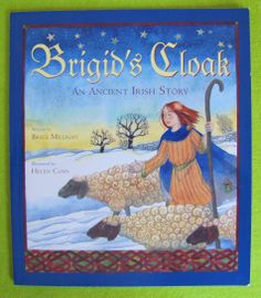 Happy Feast of St Brigid of Ireland. We love our Irish saints as we have a family history that links us back to the 'Isle of Erin.' So thi. Catholic Kids, Catholic Saints, Patron Saints, Catholic Homeschooling, Catholic Books, Catholic Crafts, Wiccan Crafts, St Bridget, Happy Feast