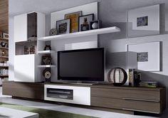 Ahorra espacio y mantén tu #salón siempre ordenado con los trucos del #blog de #decoración :)