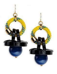 Marni Rope Earrings