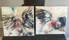 Oilpaintings/doves