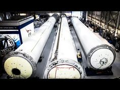 ▶ SpaceX Rocket Tank Production   Timelapse - YouTube