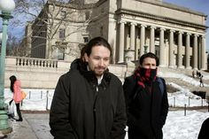 Colección de fotografías inéditas de Pablo Iglesias en New York
