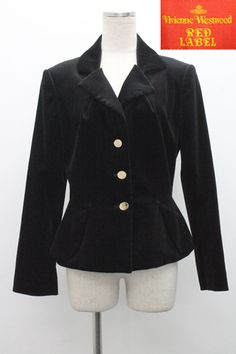 Vivienne Westwood RED LABEL Bettina Jacket (only in Japan)