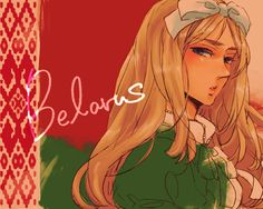 Belarus by BLISS - Hetalia