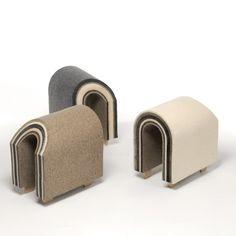 EWE Stool - YUHUN KIM Design